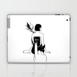 Turn Me On Laptop & iPad Skin