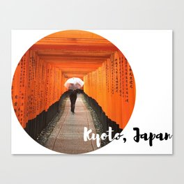 Fushimi Inari Taisha Canvas Print