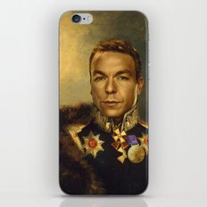 Sir Chris Hoy - replaceface iPhone & iPod Skin