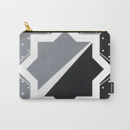 London - star graphic Carry-All Pouch