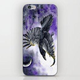 One for Sorrow iPhone Skin
