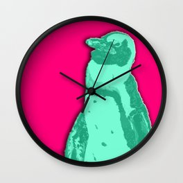Off To Work We Go #1 Wall Clock