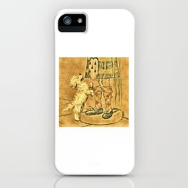 Dogs Large and Small, Ideal for Dog Lovers (33) iPhone Case