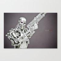 terminator Canvas Prints featuring Terminator by TJAguilar Photos