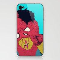 Thudd! iPhone & iPod Skin