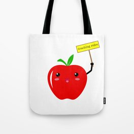 Teaching Rules Teacher Lesson Teaching Back To School First Day Of School Tote Bag