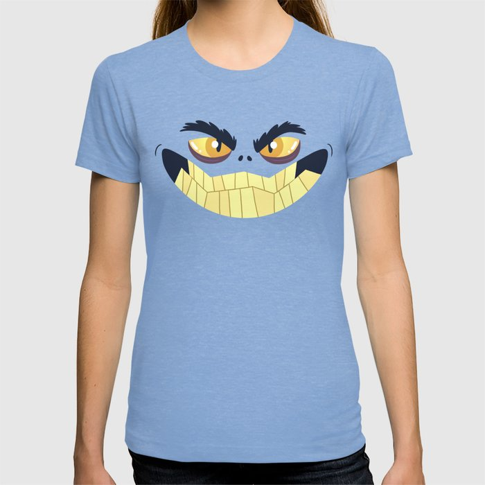 Monster Mugs - Smiley T-shirt