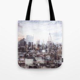 A Layered Empire Tote Bag