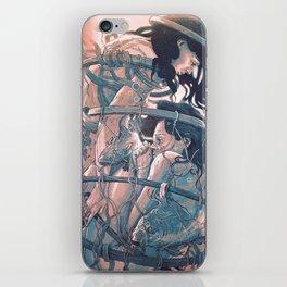 gemini cocoon iPhone Skin