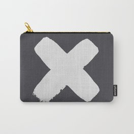 An X Carry-All Pouch