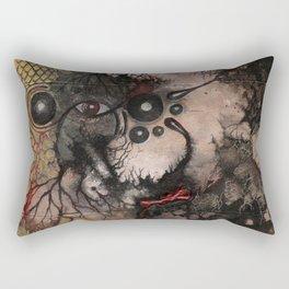 Orden Caótico Rectangular Pillow