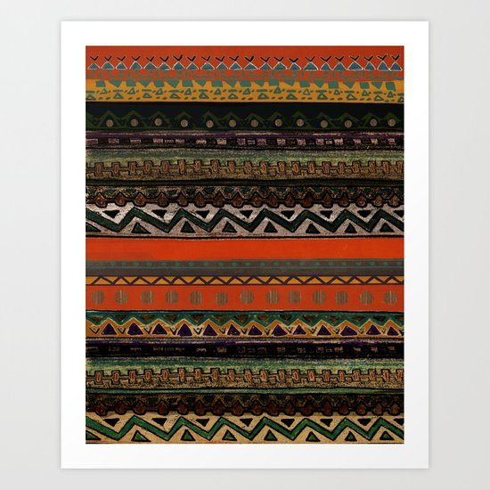 Textures/Abstract 38 Art Print