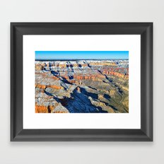 Lost in a Wonderful Moment Framed Art Print