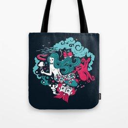 Rêve marin Tote Bag