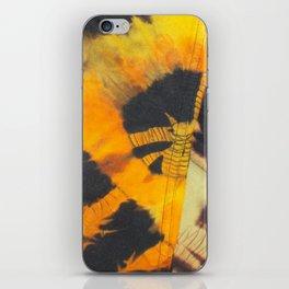 Dyeing Fall iPhone Skin