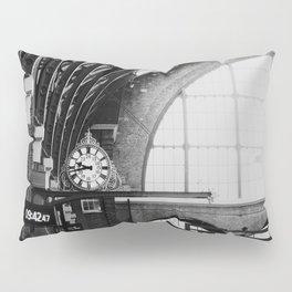 Kings Cross Station, London Pillow Sham
