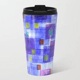 Dancing over the Blue Travel Mug
