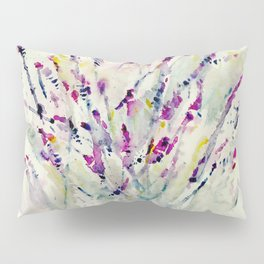 Floral Impression / Meadow Scatter Pillow Sham