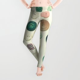 The Button Collection Leggings