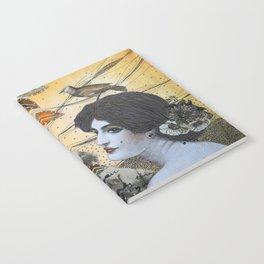 Romantic Lady Notebook