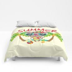 Hello, summer Comforters