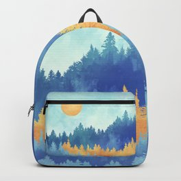 Frozen Forest Backpack