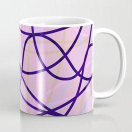 Doodle pink Coffee Mug