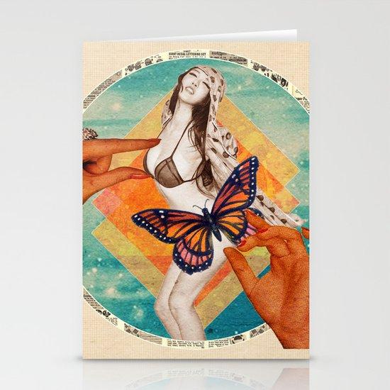 Sensasian I: Possess Stationery Cards
