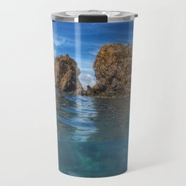 The Indians, British Virgin Islands Travel Mug