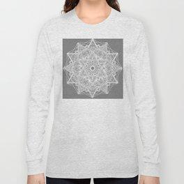 Untitled I (gray) Long Sleeve T-shirt