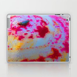 Greasy Beet Smear Laptop & iPad Skin