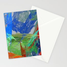 Original Abstract Duvet Covers by Mackin & MORE Stationery Cards