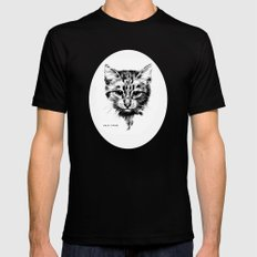 Hamlet Black Mens Fitted Tee MEDIUM