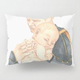 #3: Shhhh, the baby is sleeping Pillow Sham