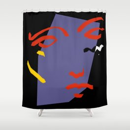 Hathor Shower Curtain