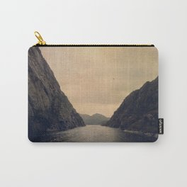 mountains - follow your heart Carry-All Pouch