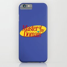 Master of my domain Slim Case iPhone 6s