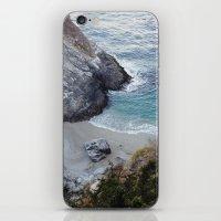 big sur iPhone & iPod Skins featuring Big Sur by danotis