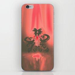 Beautiful creature iPhone Skin