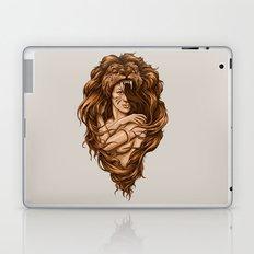 Lion Queen Laptop & iPad Skin