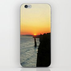 Sunset over the Great Southern Ocean iPhone & iPod Skin