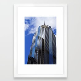 Two Prudential Plaza, Chicago Framed Art Print