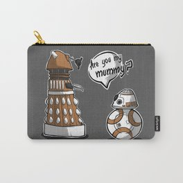Are you my mummy? - Orange version Carry-All Pouch