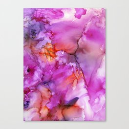 Pink Fusion Canvas Print