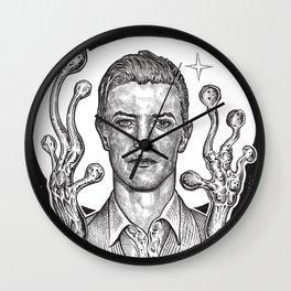 STARMAN Bowie Wall Clock