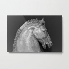 Roman Horse Metal Print