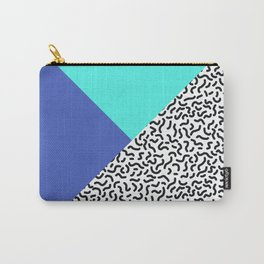 Memphis pattern 29 Carry-All Pouch