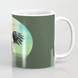 Bald Eagle Landing Freedom Coffee Mug