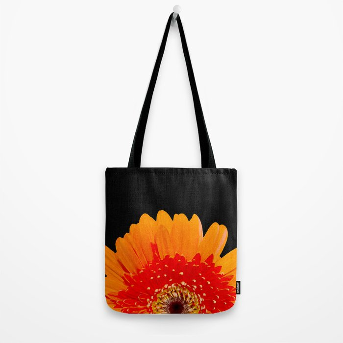 ORANGE GREETING Tote Bag