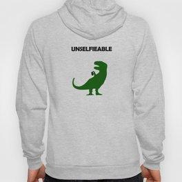 Unselfieable T-Rex Hoody